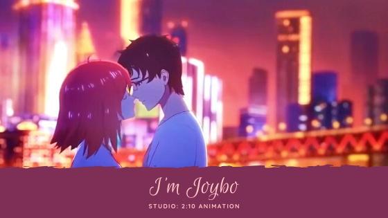 I'm Joybo Chinese Anime