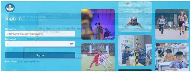 petunjuk teknis registrasi fls2n sd smp tahun 2020 tomatalikuang.com