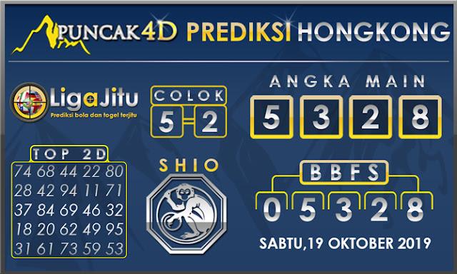 PREDIKSI TOGEL HONGKONG PUNCAK4D 19 OKTOBER 2019