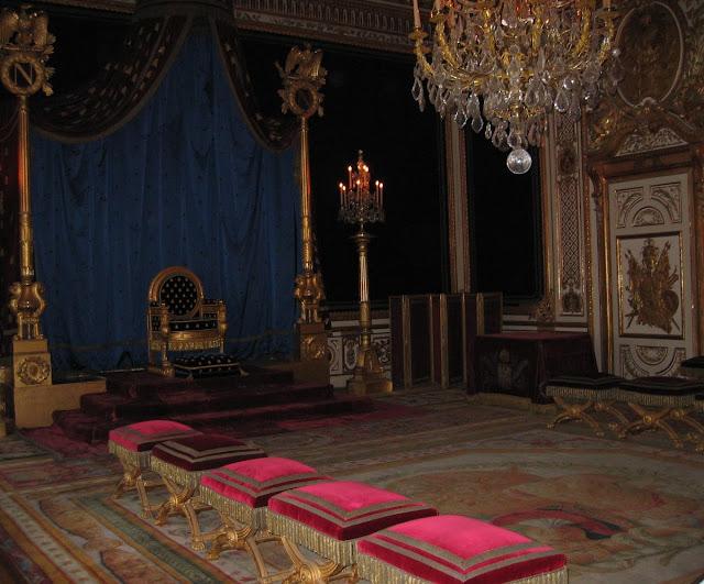 trono de Napoleon