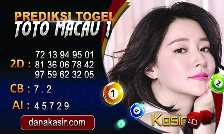 Prediksi Kasir4D Toto Macau Rabu