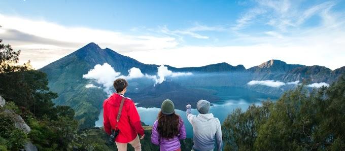 The latest news on Mount Rinjani 2021