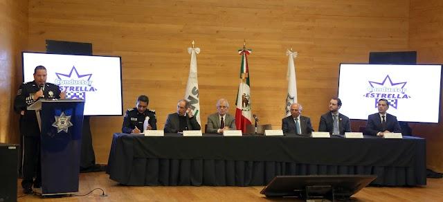 POLICÍA FEDERAL SUSCRIBE CONVENIO CON LA FUNDACIÓN CARLOS SLIM PARA GENERAR ACCIONES EN MATERIA DE SEGURIDAD VIAL