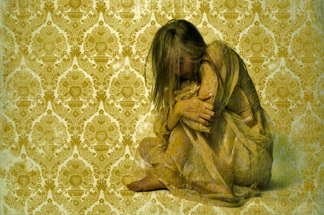 The Virtual Victorian Story Of The Yellow Wallpaper