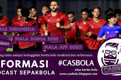 Timnas Indonesia Kualifikasi Piala Dunia 2022