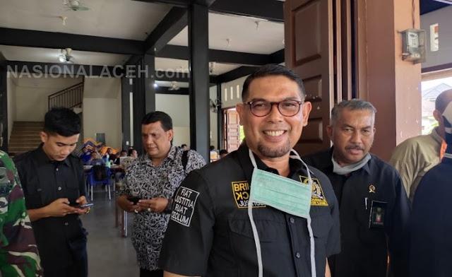 Nasir Djamil Minta Provinsi Aceh Beri Perhatian Lebih Terkait Penetapan  Abdya Sebagai Zona Merah