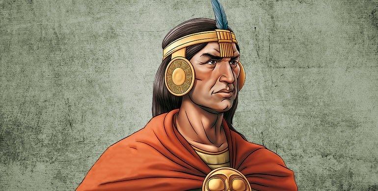 Pachacuti Inca Yunpaqi