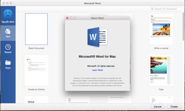 Microsoft Office 2019 for Mac v16 Crack version!! FREE!!