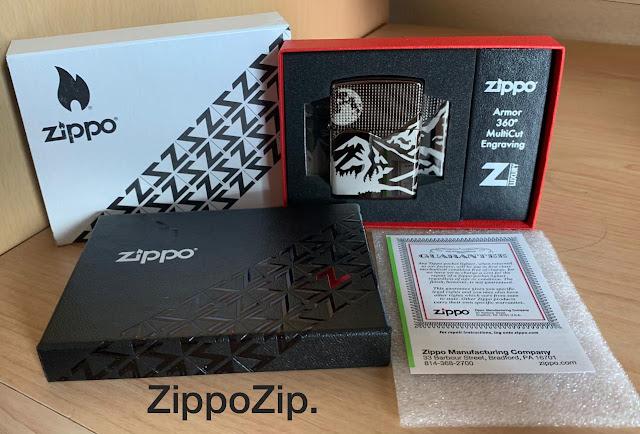 Zippo Armor Mountain 49299