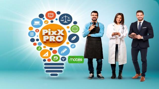 موبيليس تطلق عرض PixX Pro 600 الجديد بسعر 600 دج فقط !