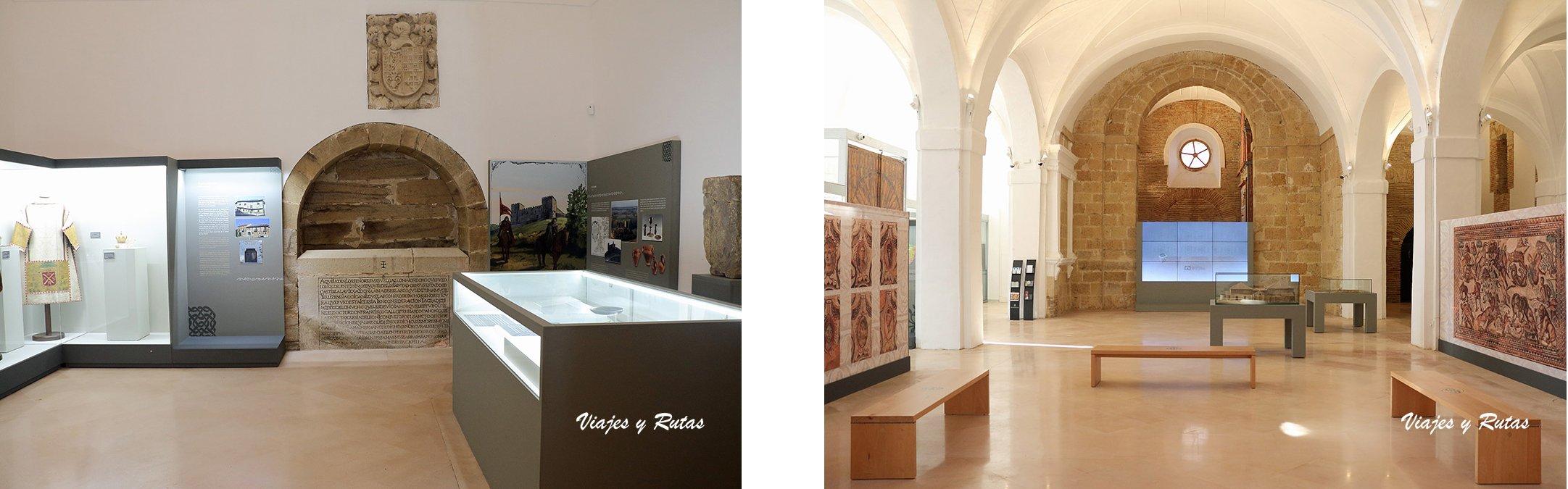 Museo-Iglesia de San Pedro, Saldaña
