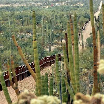El muro fronterizo en Arizona y Sonora daña la reserva natural