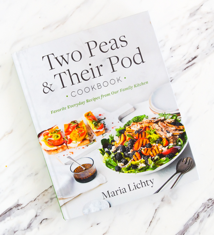 Two Peas and Their Pod Cookbook