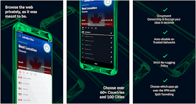 Aplikasi vpn gratis terbaik android