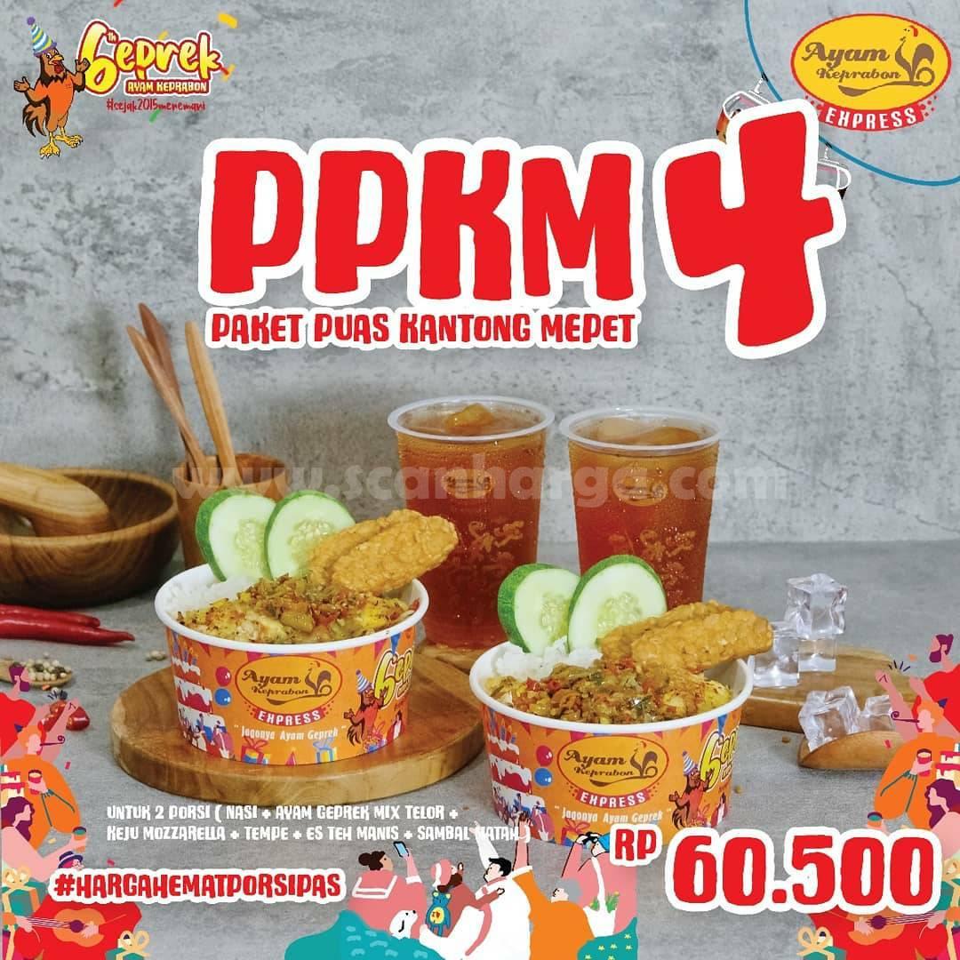 Ayam Keprabon Promo Paket PPKM harga mulai 50 Ribu-an* 4