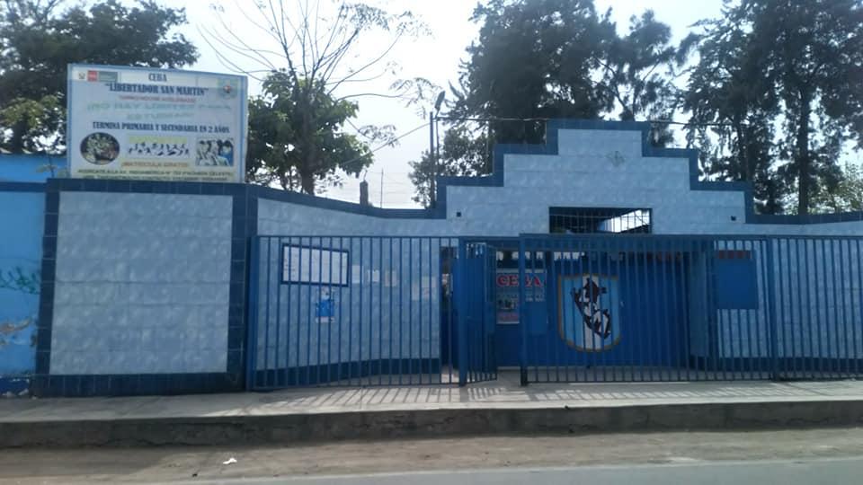 Colegio LIBERTADOR SAN MARTIN - Independencia