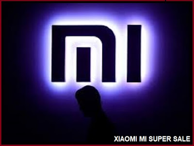 Mi Super Sale ( 1 - 8 January )