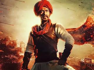 Tanhaji , Maratha warrior ,