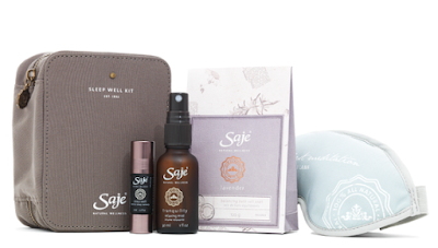 Sleep Well Kit from Sage Wellness