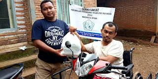 Dampak Pandemi Covid-19, PPDI Jepara Salurkan Sembako kepada Anggota