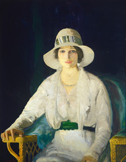 George Wesley Bellows - Флоренс Дэви