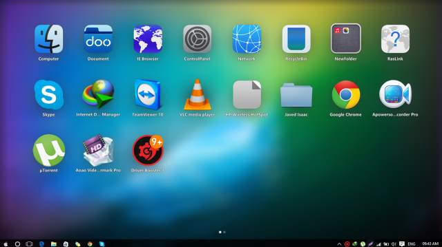 apple themes free  for windows xp