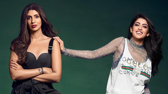 Shweta Nanda reveals what she loves, hates and tolerates aboutAishwarya Rai Bachchan