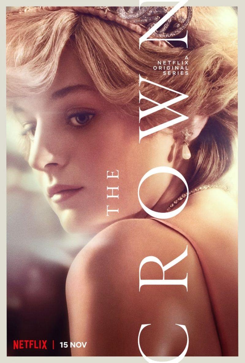 Emma Corrin – The Crown- Season 4 Promos 2020