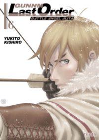 GUNNM (Battle Angel Alita): LAST ORDER #6