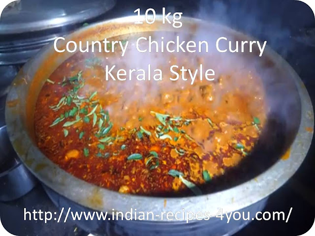 10 kg country chicken curry Kerala style