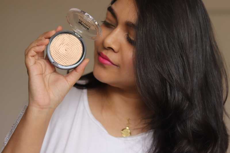 Multitask with makeup, multitasking makeup products, maybelline master chrome molten gold review