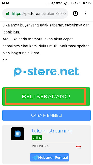 Pengalaman Belanja Online di P-Store Market Place Terpecaya Indonesia