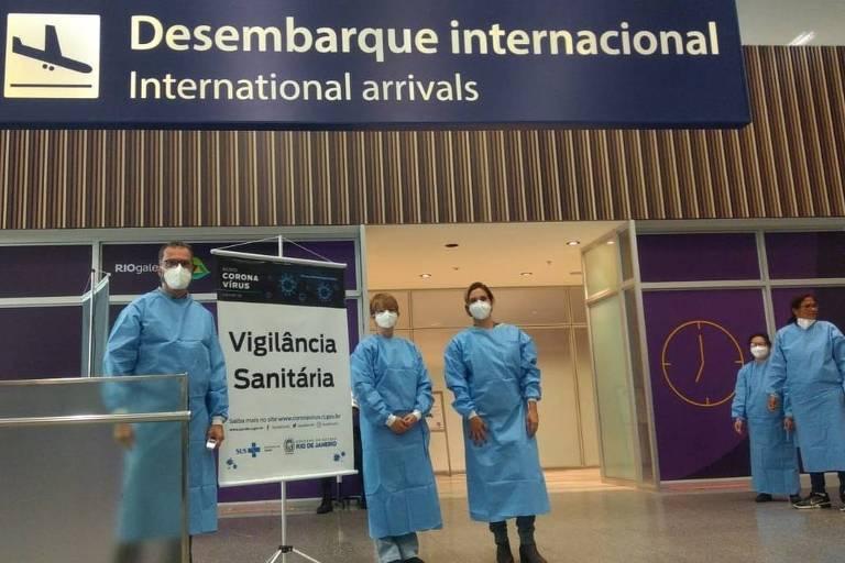 Brasil requiere examen PCR negativo de COVID19 para entrar en el país
