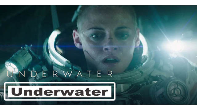 Underwater (2020) Movie [Dual Audio] [ Hindi + English ] [ 720p + 1080p ] BluRay Download
