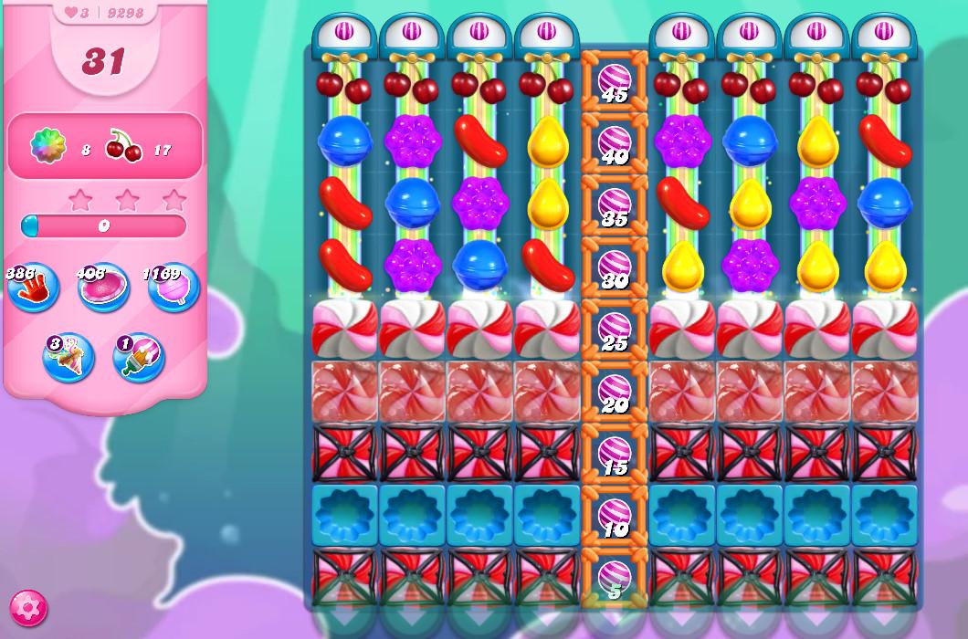 Candy Crush Saga level 9298