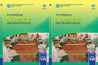 Buku Guru PAI dan Budi Pekerti Kelas 8 Kurikulum 2013 Revisi 2017