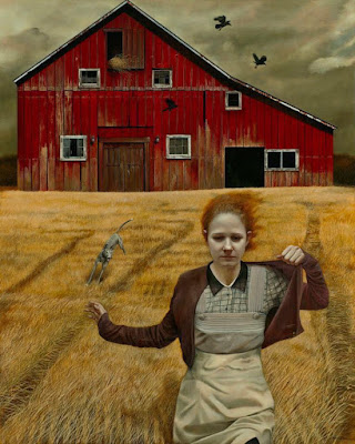 Dream Chaser, Andrea Kowch