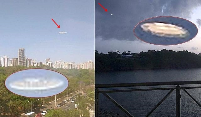 UFO News ~ Similar Oval-Shaped UFOs appear over Brazil and St Lucia just a coincidence?  plus MORE Similar%2BUFOs%2BBrazil%2Band%2BSt%2BLucia%2B%25281%2529