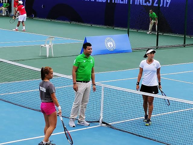 Tenis SEA Games 2019: Libas Andalan Tuan Rumah, Aldila Melenggang ke Perempat Final