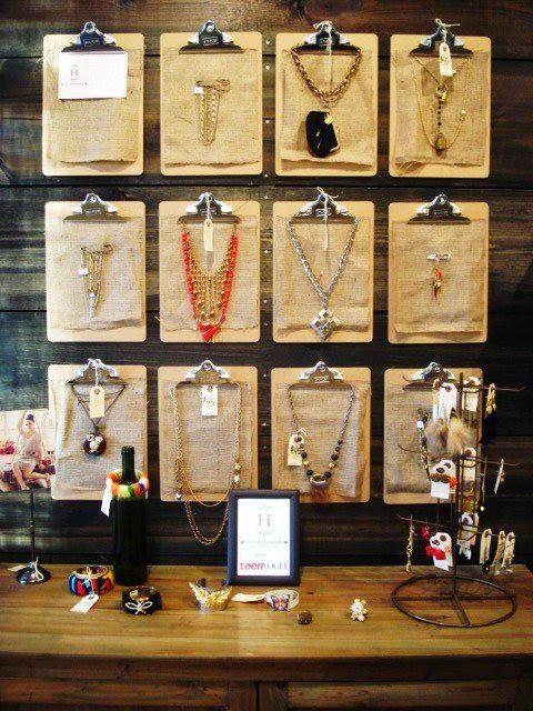 7 nouvelles idées pour ranger tes bijoux