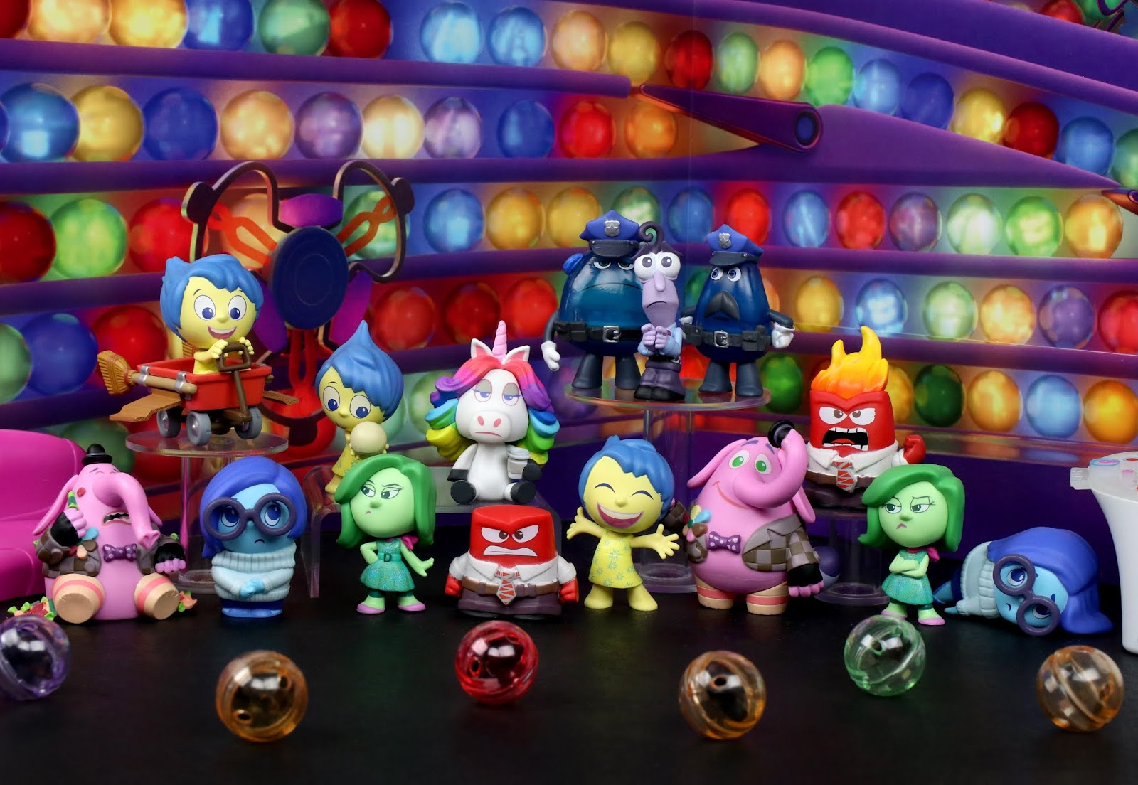 inside out mystery minis funko