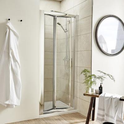 Bifold Shower Doors UK