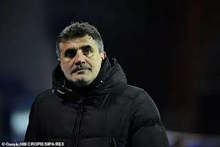 Zagreb boss step down after being SENTENCED to 4years and 8 months in PRISON