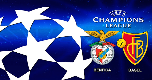 Benfica vs Basel 6 Desember 2017