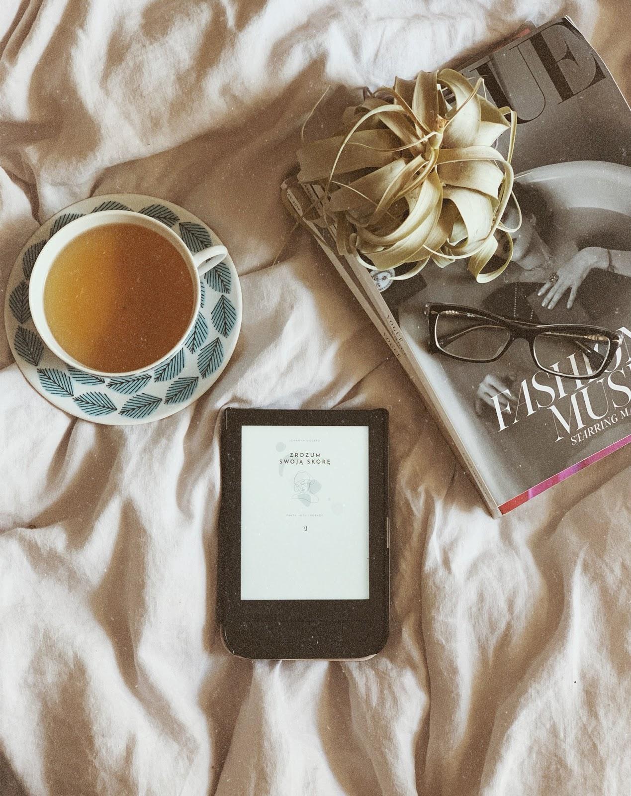 """Johanna Gillbro """"Zrozum swoją skórę""""/ Recenzja książki."""