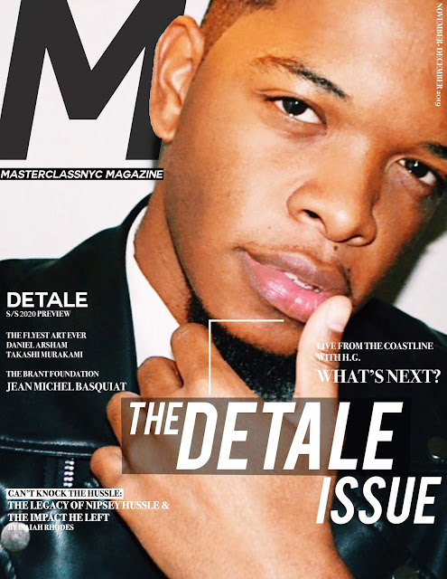 M Magazine Presents: The DETALE Issue