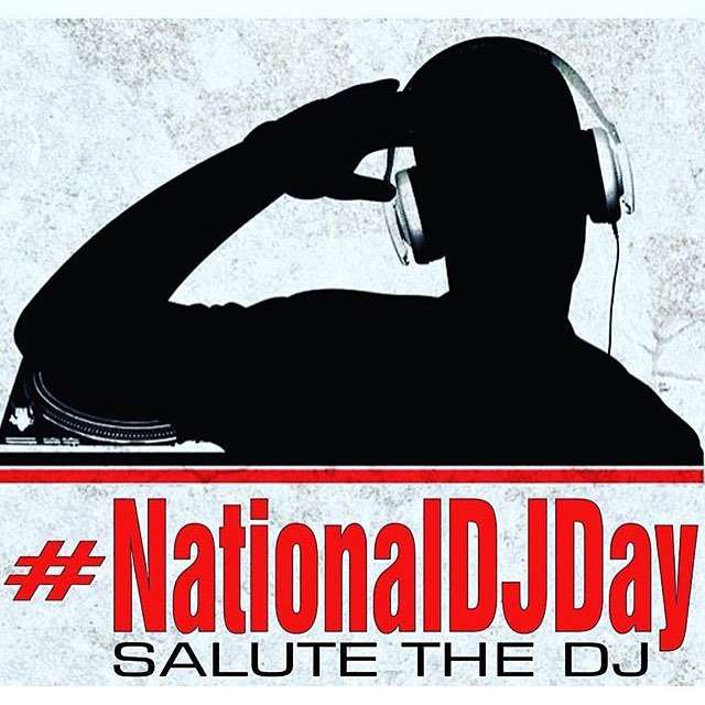 National DJ Day Wishes Photos