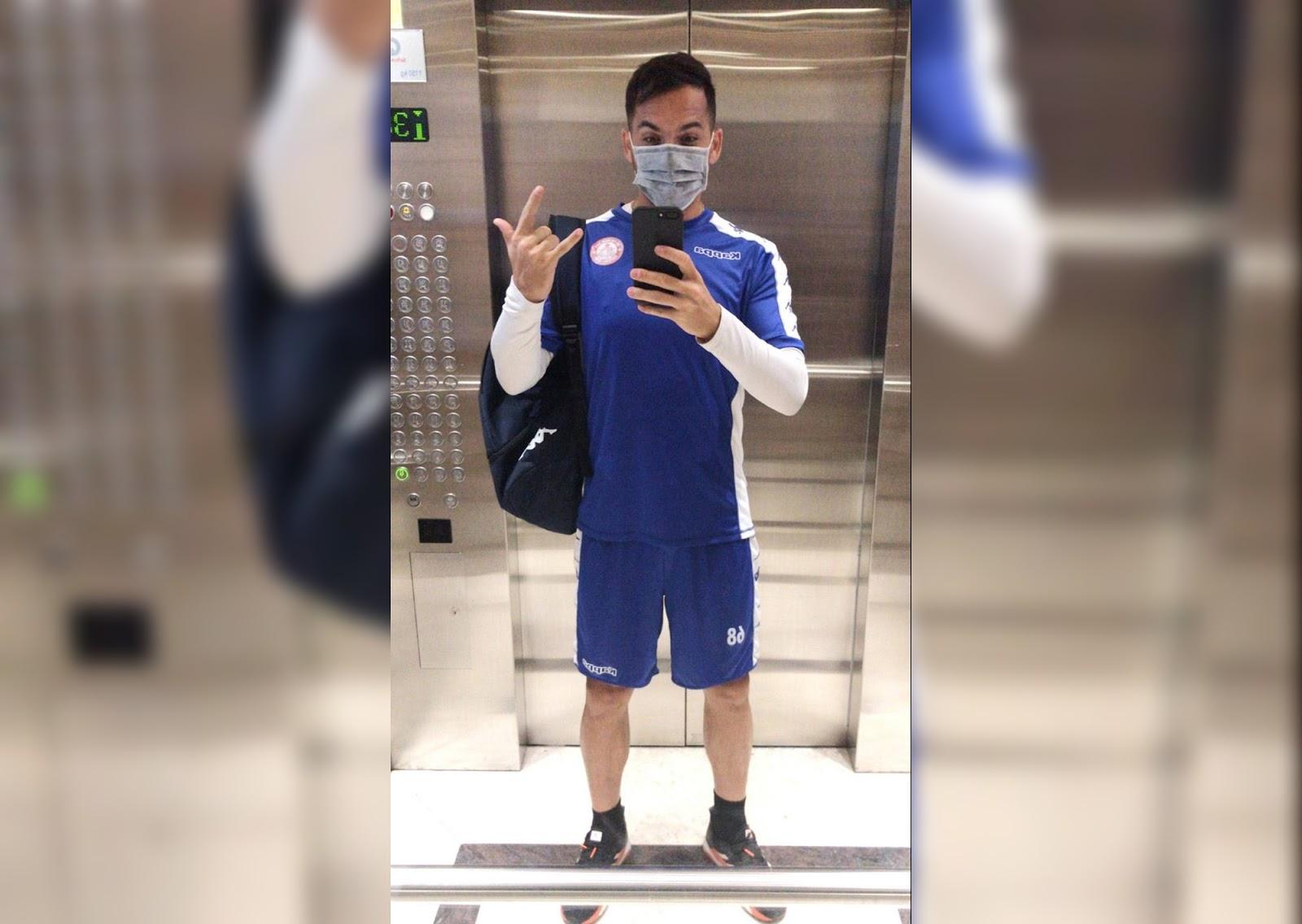 Matías Jadue no puede jugar en Vietnam por culpa del coronavirus