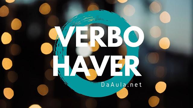 Aprendendo o Verbo Haver