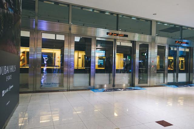 ドバイ国際空港(Dubai International Airport)